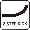 2 STEP KICK